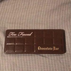 Too Faced Chocolate Bar pallet